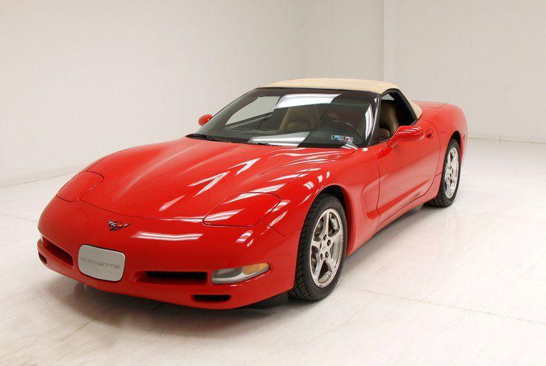 1999 Corvette Convertible picture #1