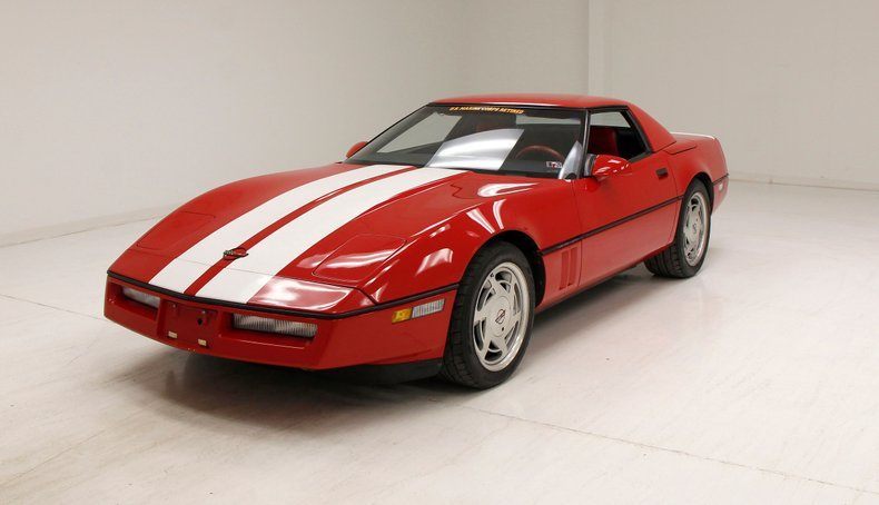 1989 Corvette Convertible picture #1