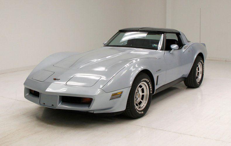 1982 Corvette Coupe Coupe picture #1