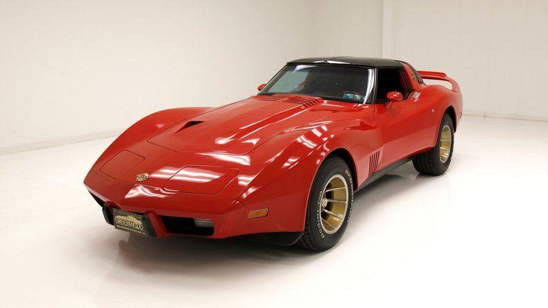 1978 Corvette Coupe Coupe picture #1