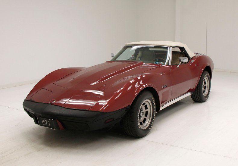 1975 Corvette Convertible picture #1