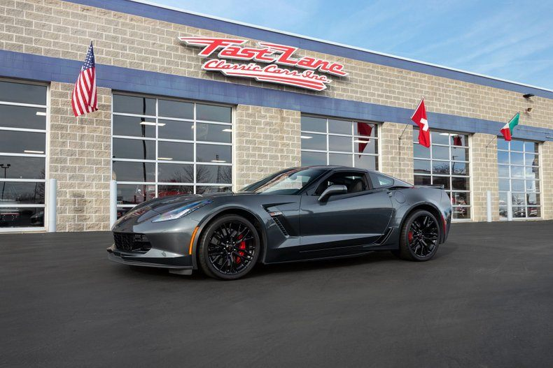 2017 Corvette Z06 In St Charles Mo Listed On 04 15 20