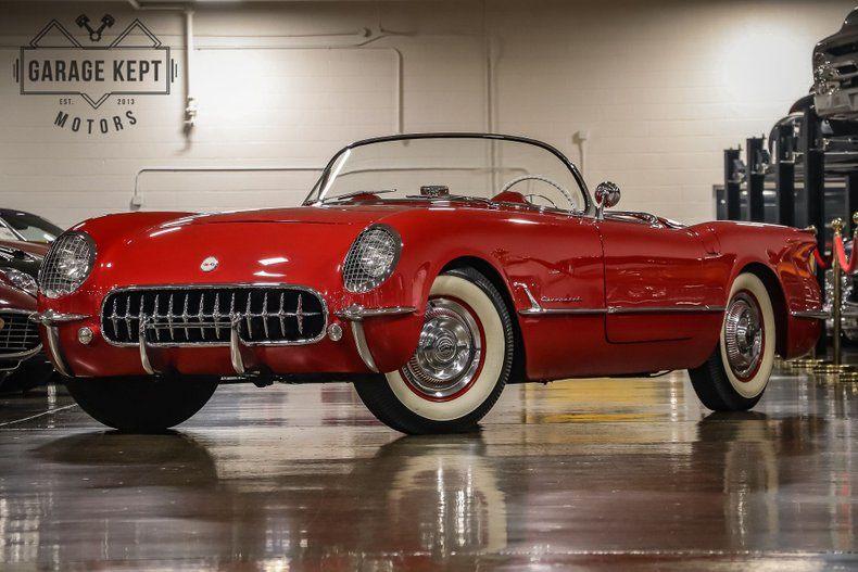 1954 Corvette Roadster Roadster picture #1
