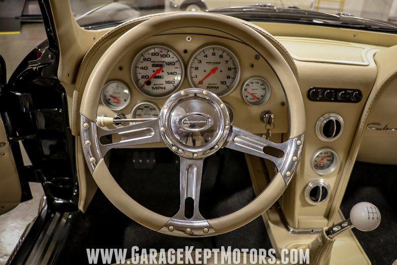 1963 Corvette Split Window Split Window picture #5