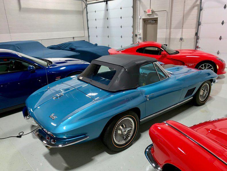 1967 Corvette picture #4