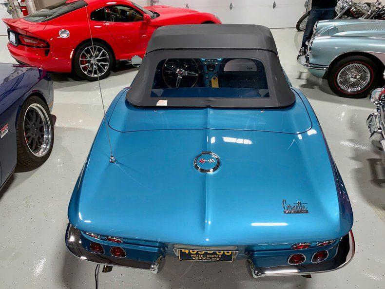 1967 Corvette picture #5