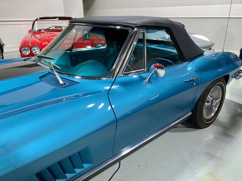1967 Corvette picture #8