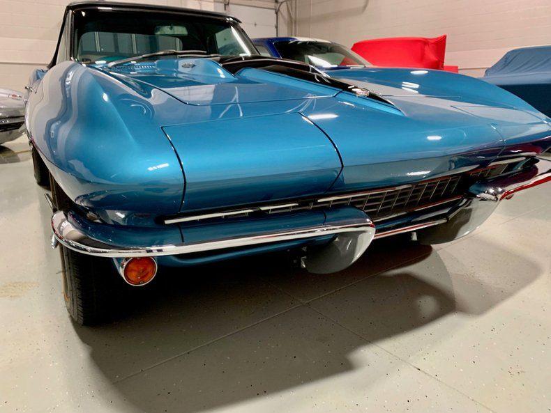 1967 Corvette picture #11