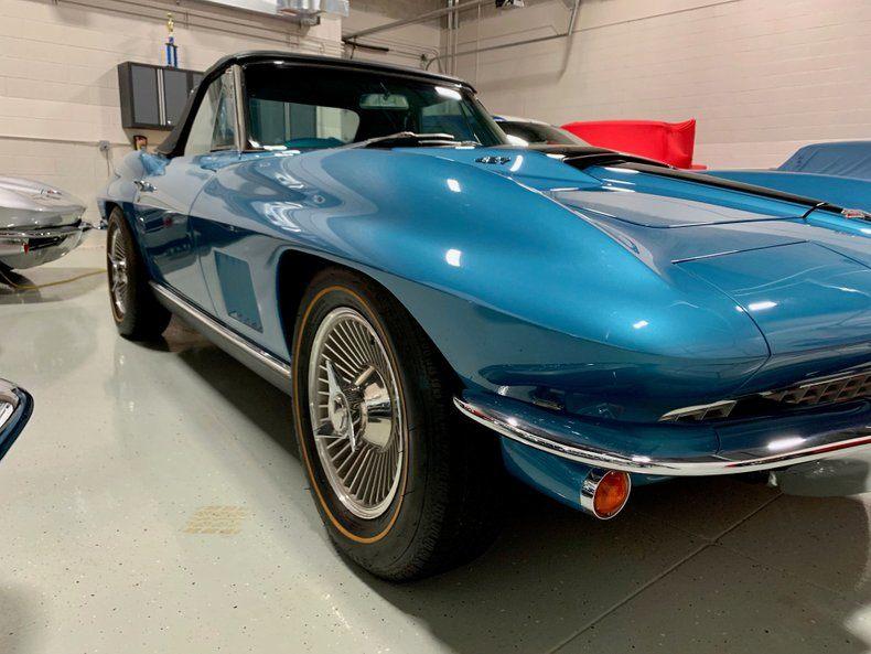 1967 Corvette picture #12