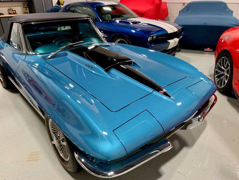 1967 Corvette picture #13