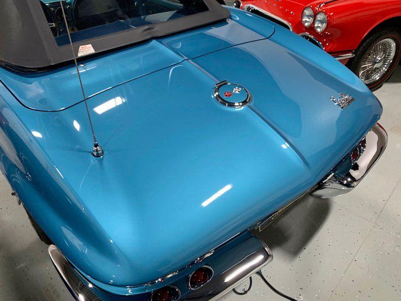 1967 Corvette picture #20