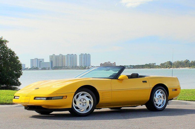 1994 Corvette Convertible Convertible picture #1