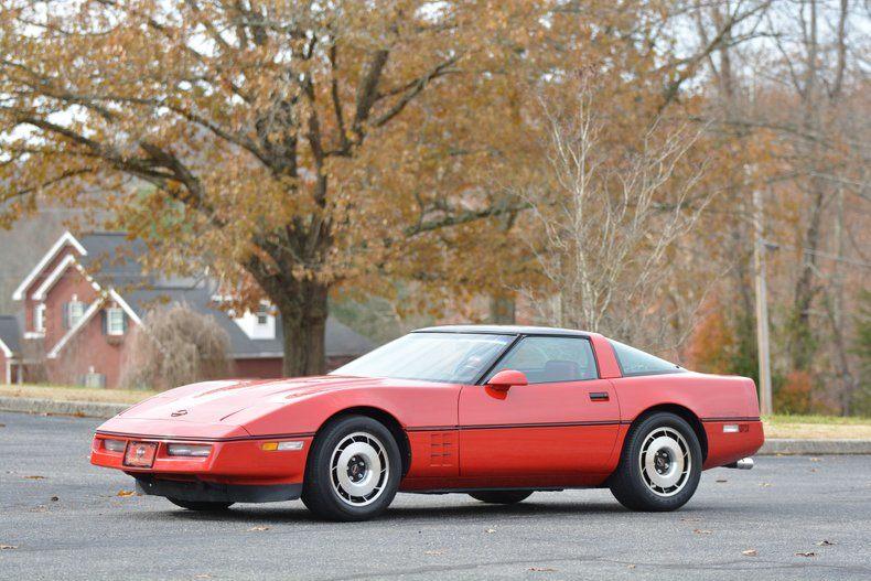 1985 Corvette Targa Only 9150mls! picture #1