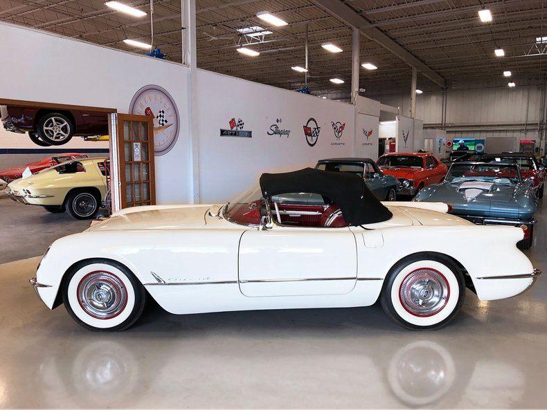 1953 Corvette picture #5