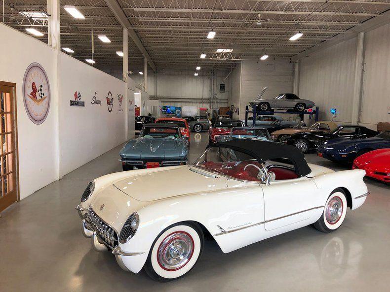 1953 Corvette picture #6