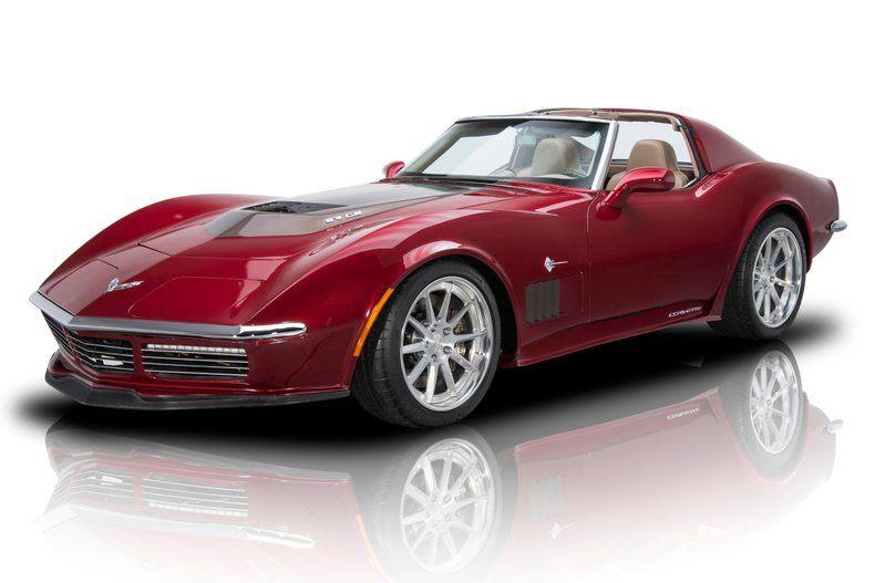 1972 Corvette picture #1