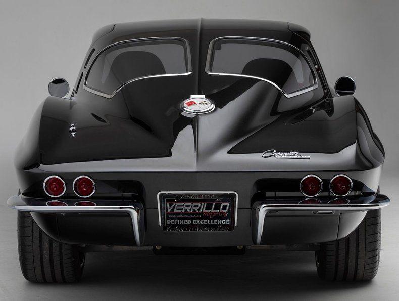 1963 Corvette RestoMod RestoMod picture #8