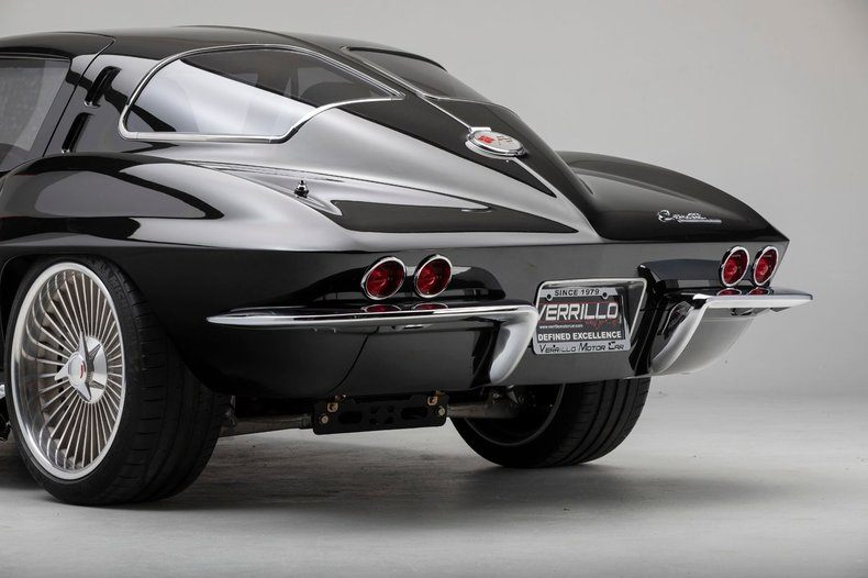 1963 Corvette RestoMod RestoMod picture #19