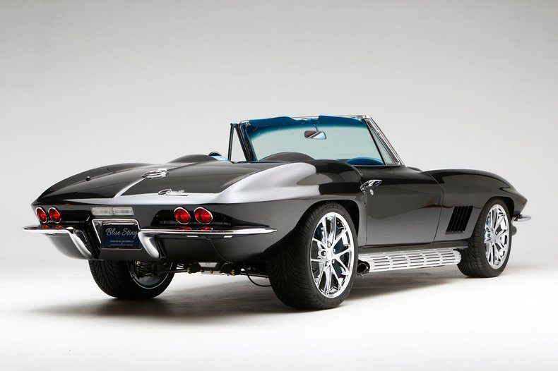 1967 Corvette Lsa Supercharged Lsa Supercharged picture #4