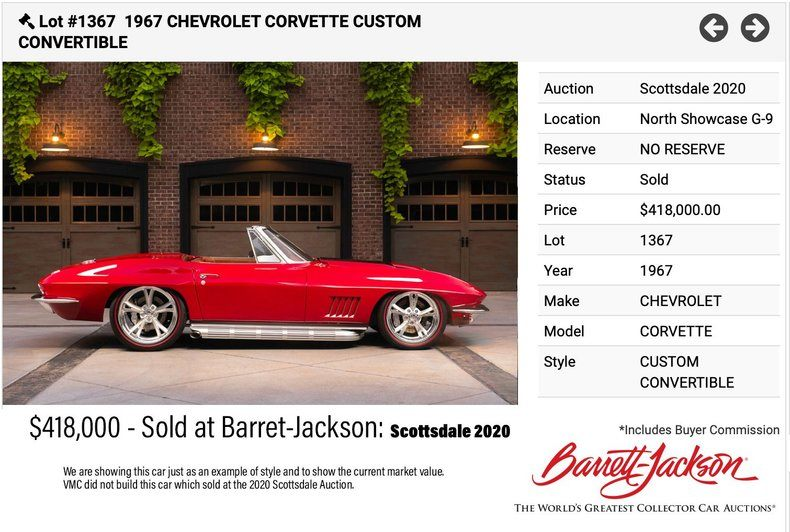 1967 Corvette Lsa Supercharged Lsa Supercharged picture #5