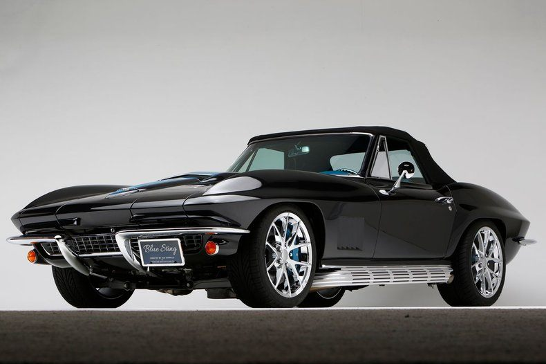 1967 Corvette Lsa Supercharged Lsa Supercharged picture #10