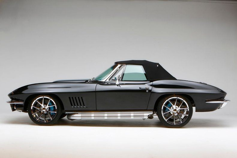 1967 Corvette Lsa Supercharged Lsa Supercharged picture #12