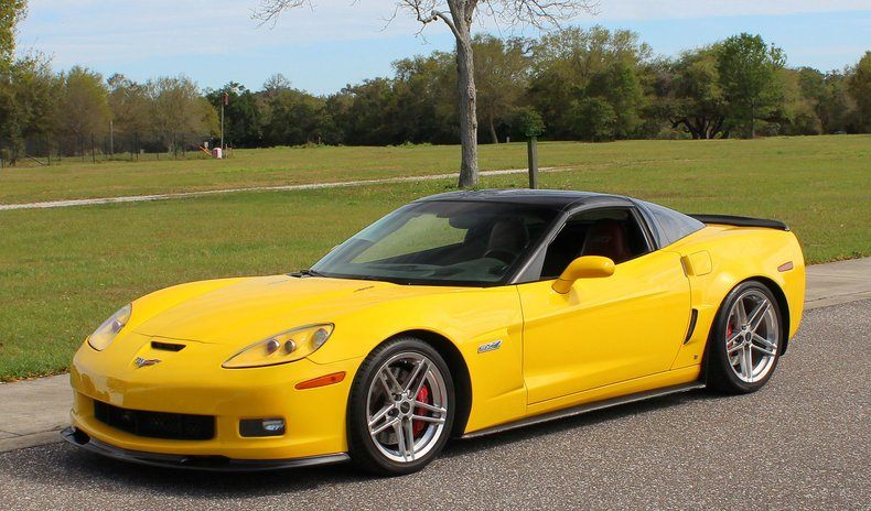 2007 Corvette Z06 Procharged Z06 Procharged picture #1