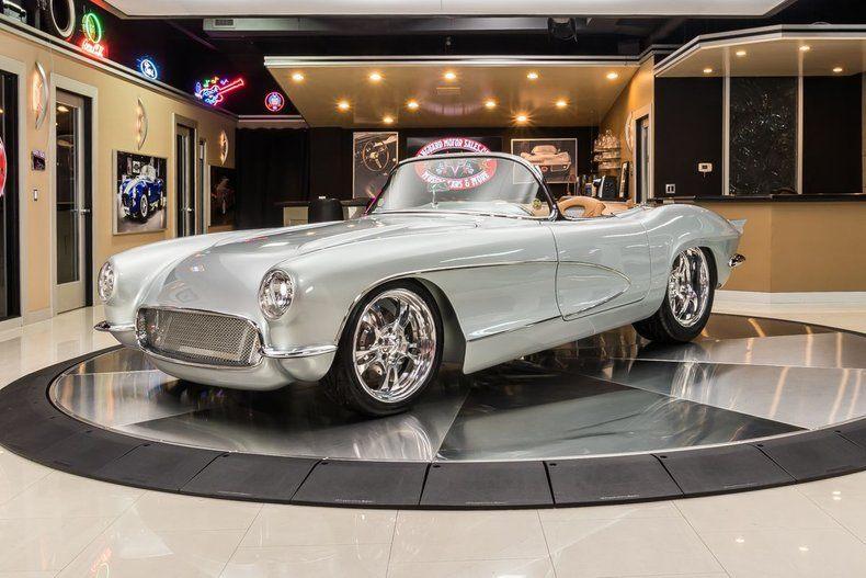 1962 Corvette Restomod Restomod picture #1