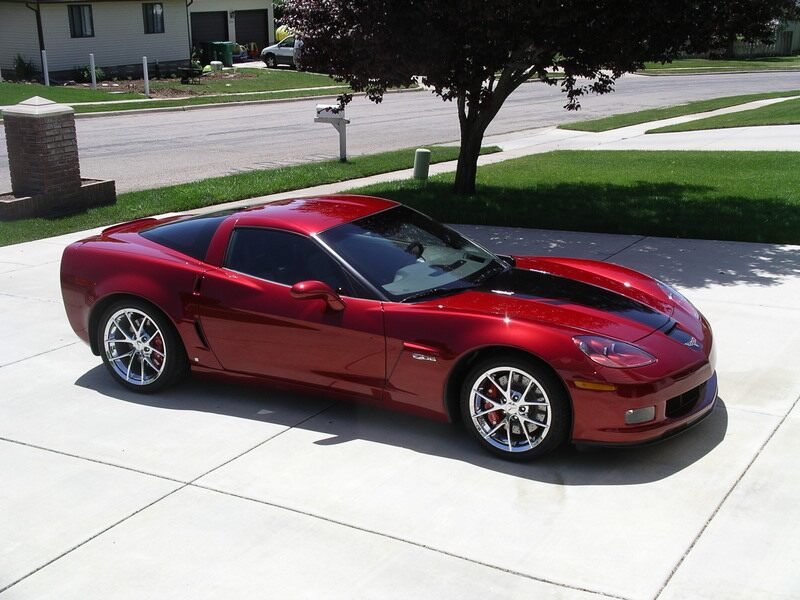 2008 Z06 427 Will Cooksey Ltd. Edt. picture #1