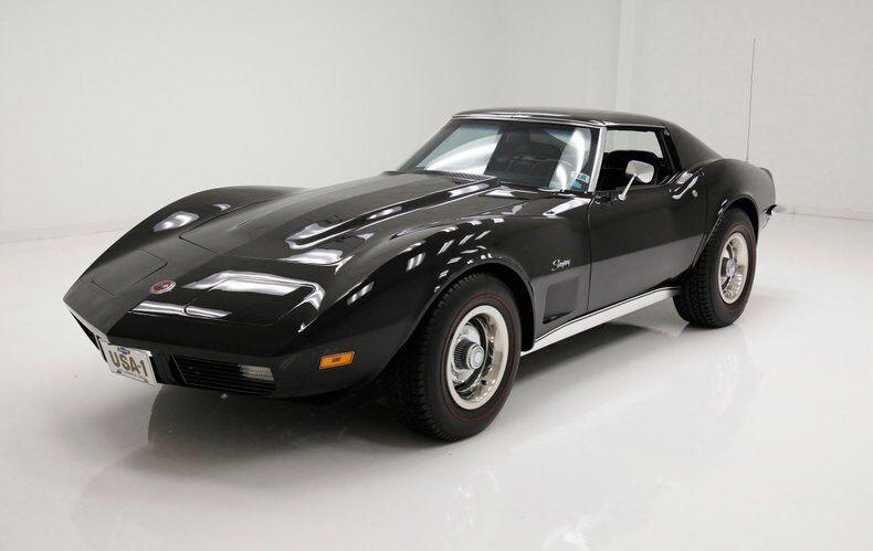 1973 Corvette Coupe Coupe picture #1