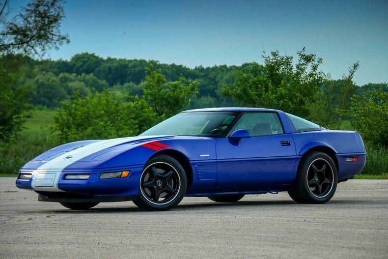 1996 Corvette Grand Sport picture #1