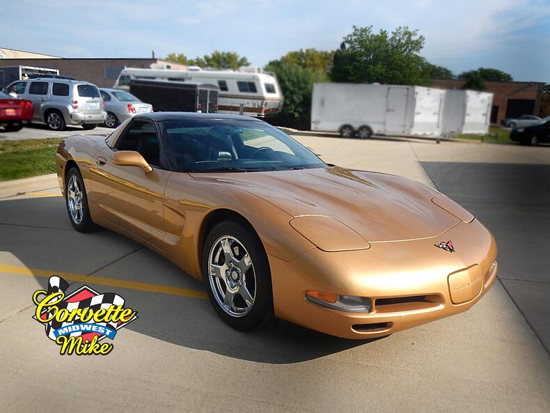 1998 Corvette Coupe Coupe picture #1