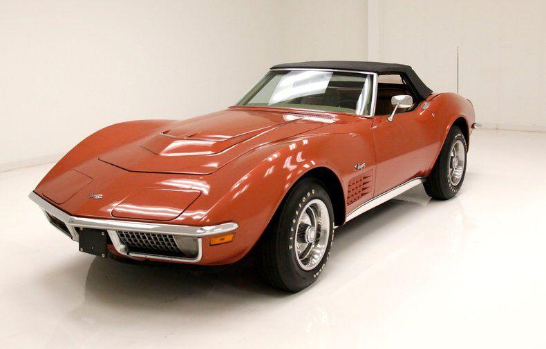 1970 Corvette Roadster Roadster picture #1