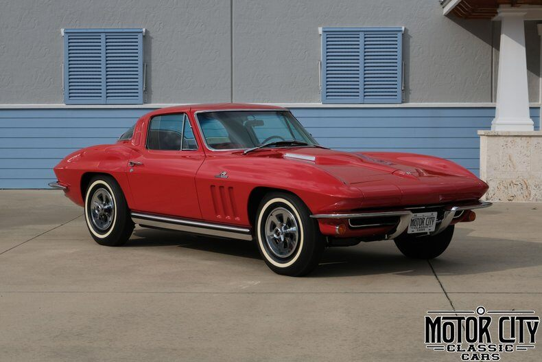 1965 Corvette picture #1