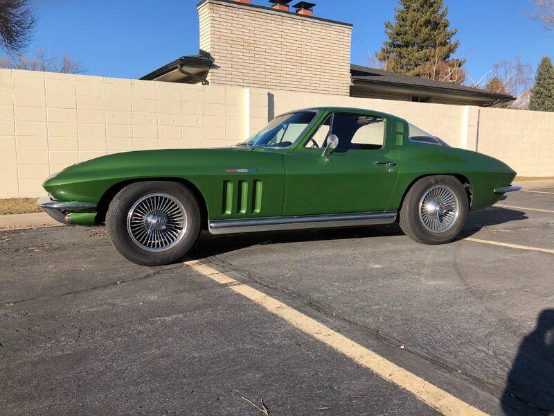 1965 Corvette Coupe - Stingray picture #1