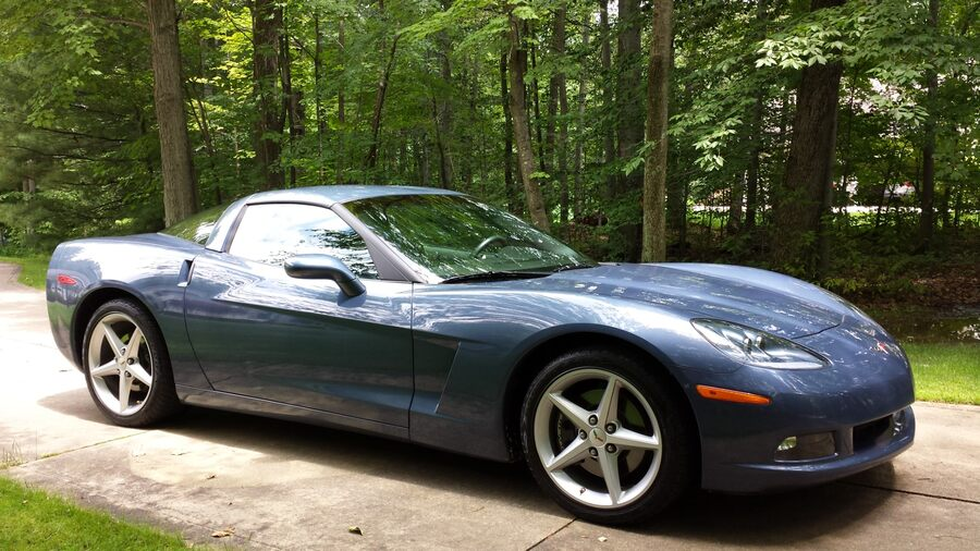 2012 C 6 Coupe picture #1