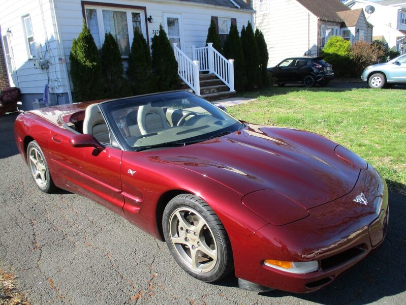2003 50TH Anniversary Convertible picture #1