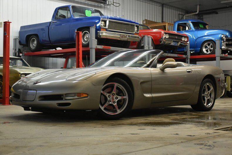 2002 Corvette 3LT Convertible 3LT Convertible picture #1