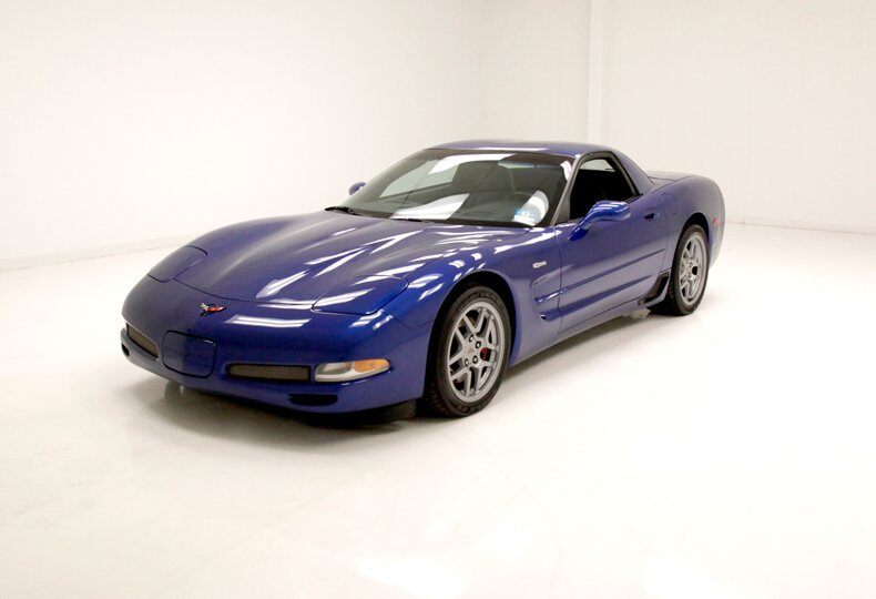 2002 Corvette Coupe Coupe picture #1