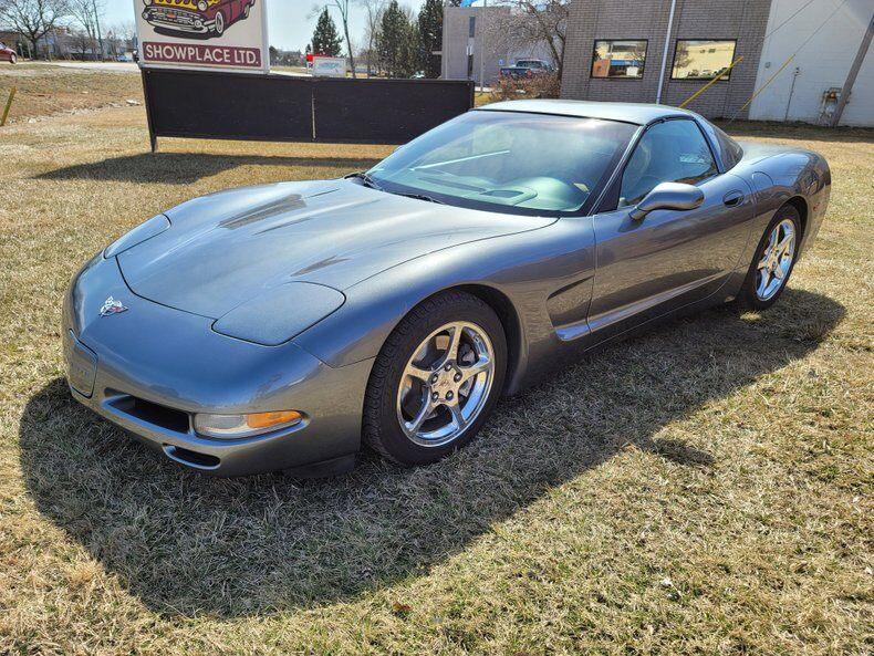 2003 Corvette picture #1