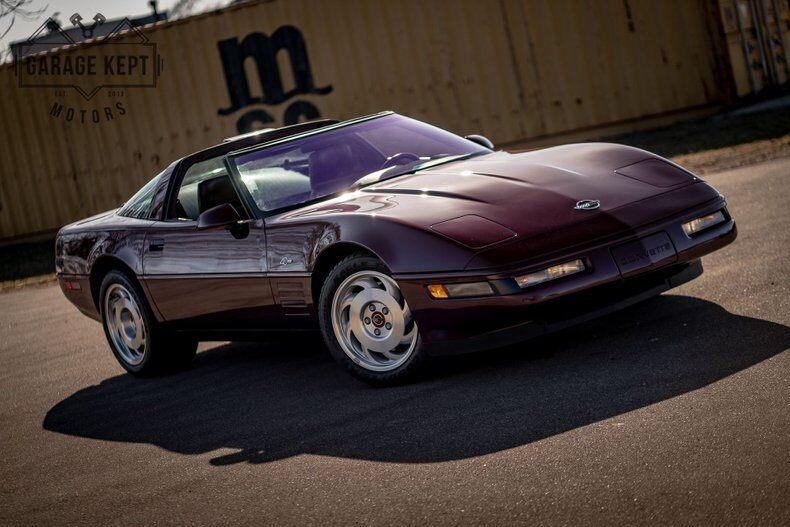 1993 Corvette ZR1 40th Anniversary ZR1 40th Anniversary picture #1