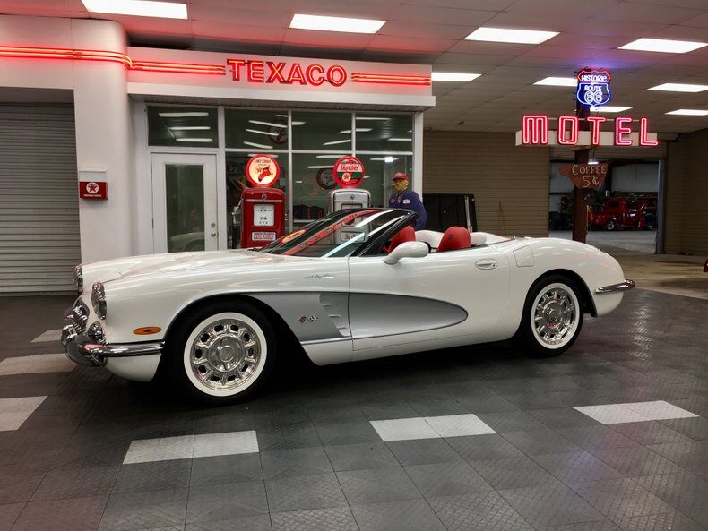 2002 Corvette picture #1