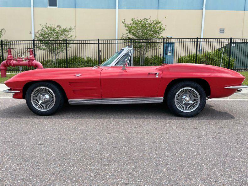 1963 Corvette Convertible picture #1