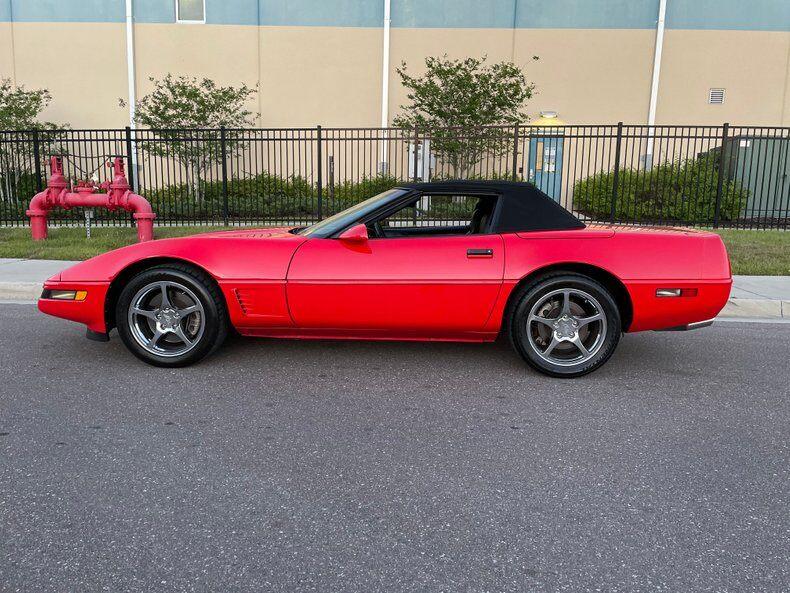 1995 Corvette Convertible picture #1