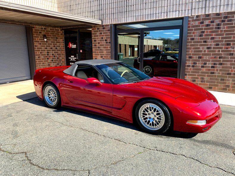 1998 Corvette Custom Wide Body picture #1