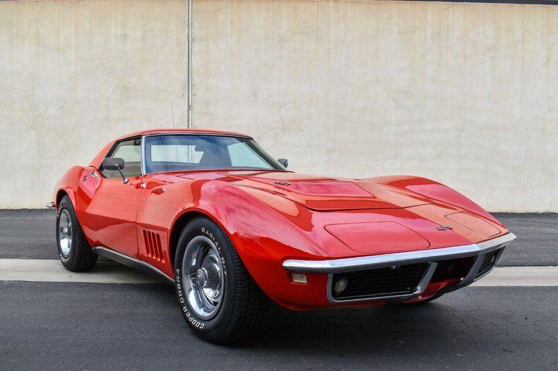 1968 Corvette picture #1
