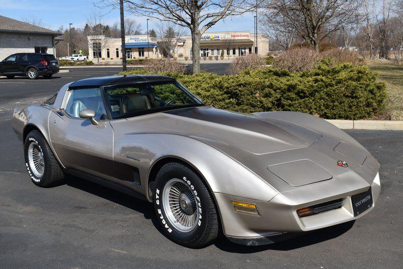 1982 Corvette Collectors Edition Collectors Edition picture #1