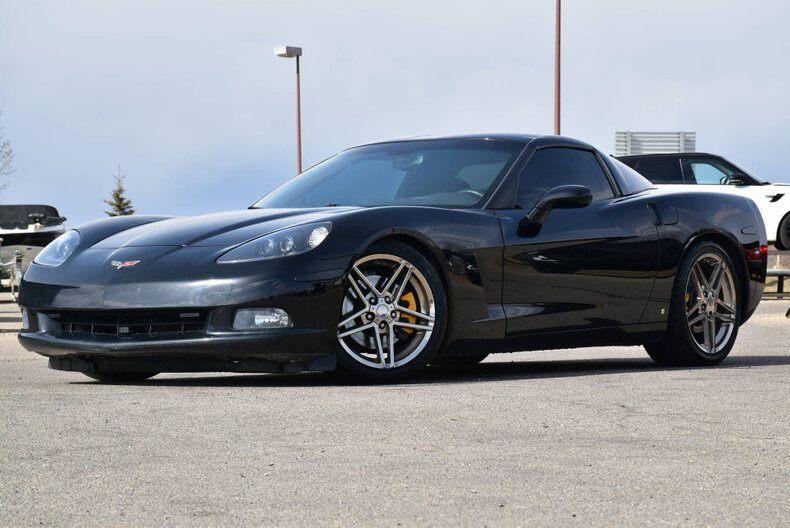 2008 Corvette 2dr Cpe 2dr Cpe picture #1