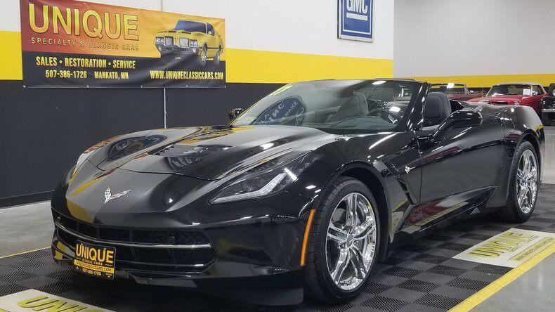 2017 Corvette Convertible 3LT Convertible 3LT picture #1