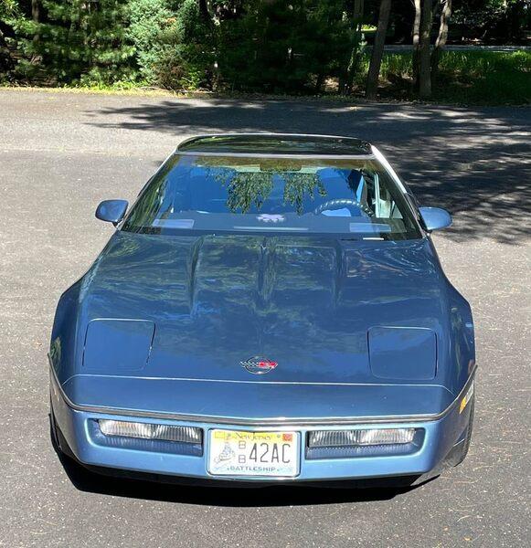 1985 Corvette Z51 picture #1